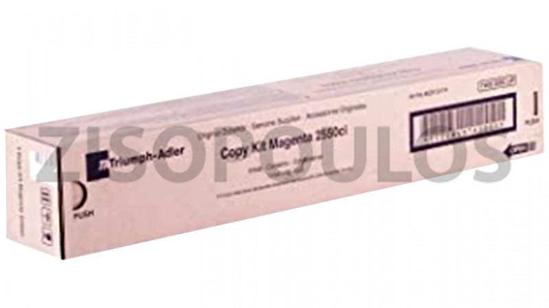 TRIUMPH ADLER TONER 2550CI MAGENTA 662510114
