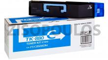 KYOCERA  TONER CARTRIDGE TK-880C CYAN 1T02KACNL0