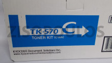 KYOCERA  TONER TK 570 CYAN