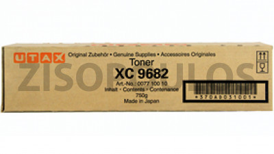 UTAX TONER XC 9682 007710010