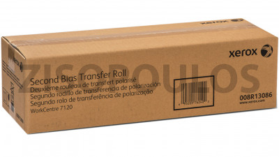 XEROX  2ND BIAS TRANSFER ROLLER 008R13086