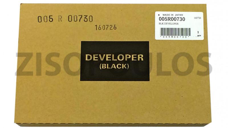 XEROX DEVELOPER 005R00730 BLACK