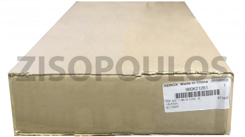 XEROX FINISHER CONTROL BOARD 960K21261