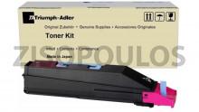 TRIUMPH ADLER  TONER 654010114 MAGENTA