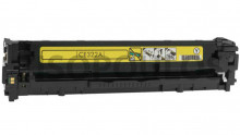 HP ΣΥΜΒΑΤΟ YELLOW TONER CE322A