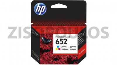 HP INKJET 652 COLOR F6V24AE