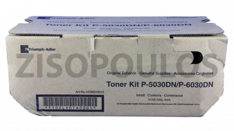TRIUMPH ADLER TONER P 5030DN BLACK 4436010015