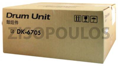 KYOCERA DRUM UNIT DK 6705 BLACK 302LF93015