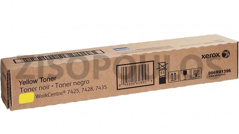 XEROX TONER 006R01396 YELLOW