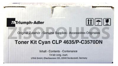 TRIUMPH ADLER  TONER KIT CLP 4635 CYAN 4463510111