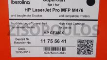HP ΣΥΜΒΑΤΟ TONER LASERJET 312X BLACK  CF380X