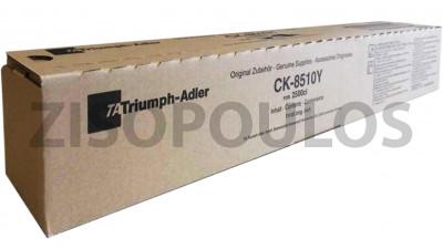 TRIUMPH ADLER  TONER CK-8510 YELLOW 662511116