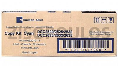 TRIUMPH ADLER  TONER DCC2520 CYAN
