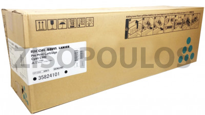 RICOH  TONER  C900 PRO CYAN 828043