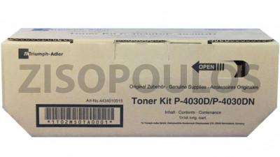 TRIUMPH ADLER  TONER KIT P-4030 BLACK 4434010015