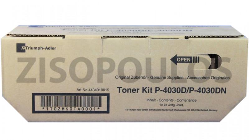 TRIUMPH ADLER TONER KIT P 4030D/P 4030DN BLACK 4434010015