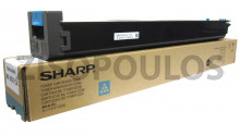SHARP  TONER  MX-51GTCA CYAN