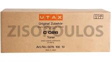 UTAX BLACK  C-026 TONER