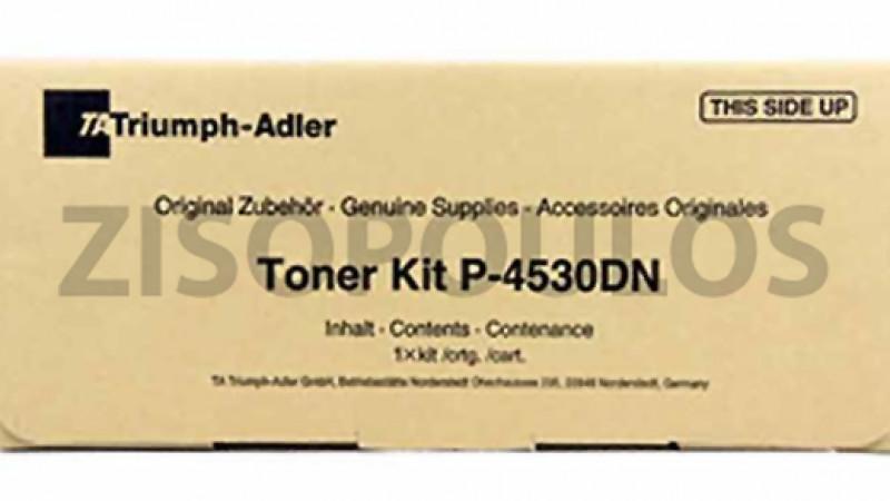 TRIUMPH ADLER TONER CARTRIDGE P 4530DN BLACK 4434510015