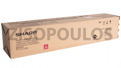 SHARP  TONER CARTRIDGE MX62GTMB MAGENTA
