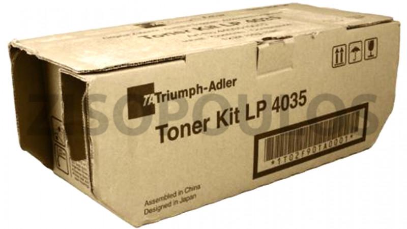 TRIUMPH ADLER TONER KIT LP 4035 BLACK 4403510015