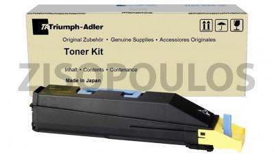 TRIUMPH ADLER  TONER CLP 4550 YELLOW 4455010116