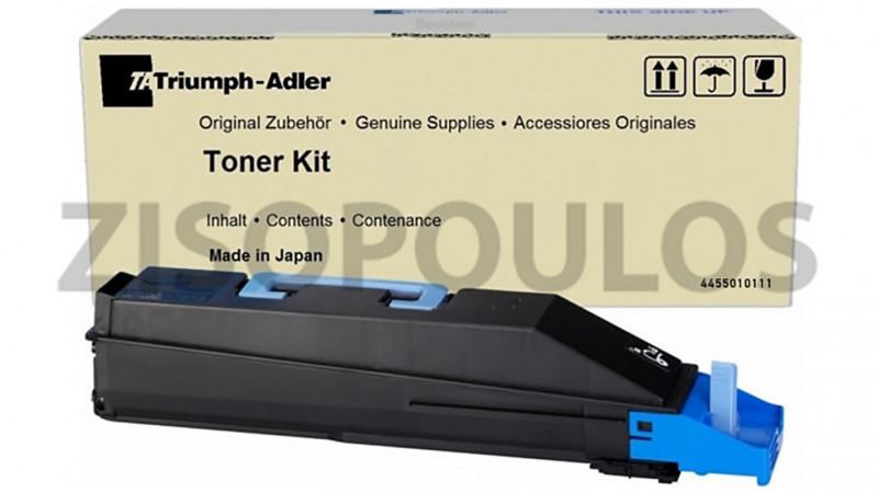 TRIUMPH ADLER TONER DCC 2740/2840 CYAN 654010111