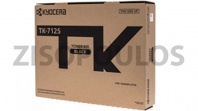 KYOCERA  TONER  TK7125 BLACK