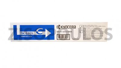 KYOCERA  TONER CARTRIDGE TK5205 CYAN