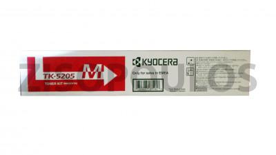 KYOCERA  TONER CARTRIDGE TK5205 MAGENTA