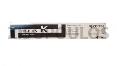 KYOCERA  TONER CARTRIDGE TK-8315 BLACK