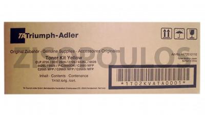 TRIUMPH ADLER  TONER KIT YELLOW 4472610116 CLP 4726