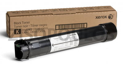 XEROX  TONER CARTRIDGE BLACK 006R01697