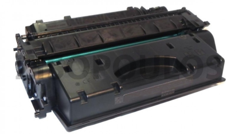 HP ΣΥΜΒΑΤΟ TONER 80X BLACK CF280X