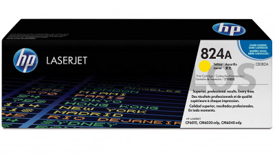HP TONER HP LASERJET 824A YELLOW CB382A