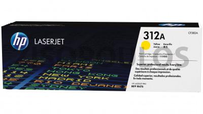 HP TONER CF382A YELLOW 312A