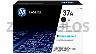 HP TONER 37A BLACK CF237A