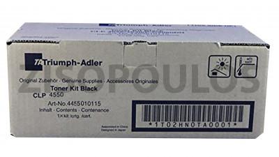 TRIUMPH ADLER  TONER CLP 4550 BLACK 4455010115