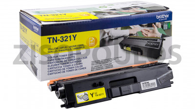 BROTHER  TONER TN-321Y YELLOW