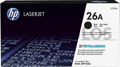HP TONER 26A BLACK CF226A