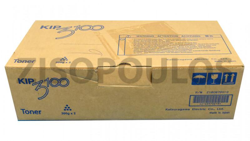 KIP STARTING TONER SUP 3100 BLACK Z160970010