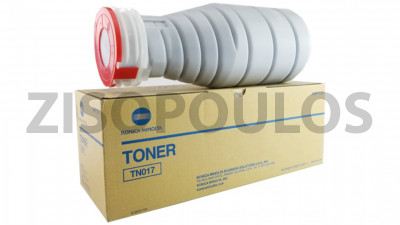 KONICA MINOLTA  TONER CARTRIDGE TN017 BLACK A9K1130
