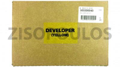 XEROX  DEVELOPER 505S00040 YELLOW
