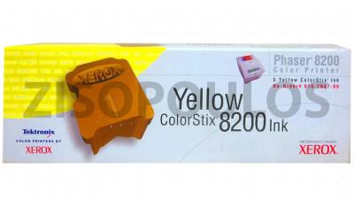 XEROX  INK 016-2047-00 YELLOW