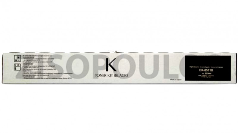 TRIUMPH ADLER TONER CK 8511 BLACK 1T02L70UT0