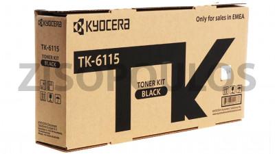 KYOCERA  TONER TK-6115 BLACK 1T02P10NL0
