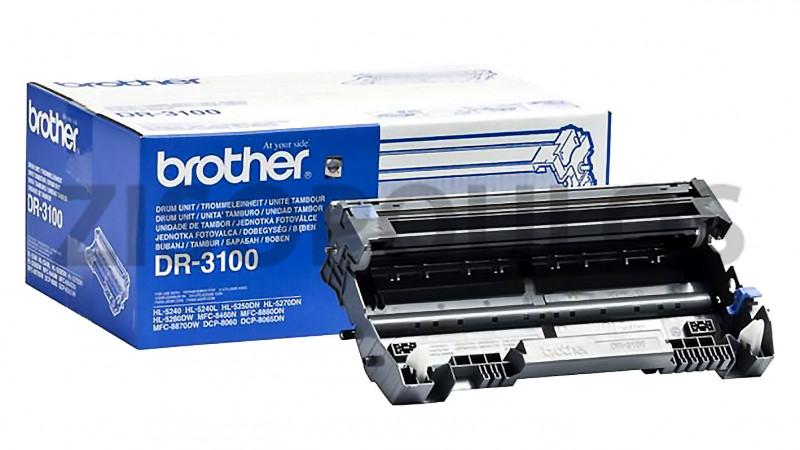 BROTHER DRUM DR 3100 BLACK 4977766636629