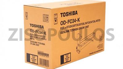 TOSHIBA DRUM UNIT OD-FC 34 BLACK 6A000001584