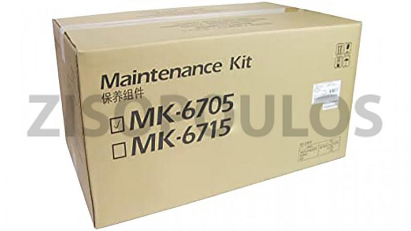 KYOCERA MAINTENANCE KIT MK 6705A 1702LF0UN0