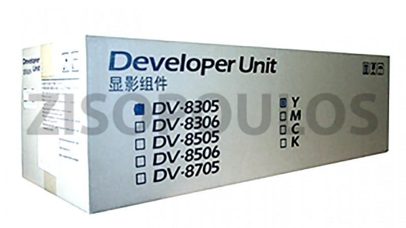 KYOCERA DEVELOPER DV 8305 YELLOW 302LK93030